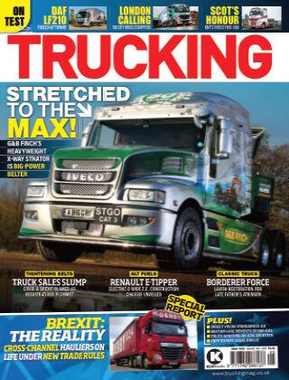 Trucking May 2021