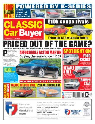 Classic Car Buyer 14 April 2021