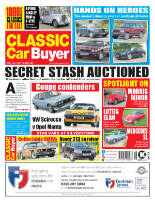 Classic Car Buyer 28 July 2021