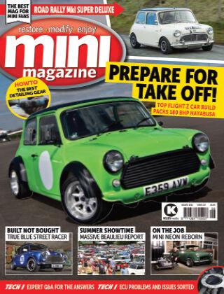 Mini Magazine August 2021
