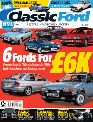 Classic Ford May 2021