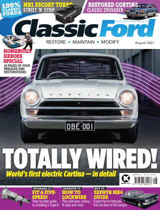 Classic Ford August