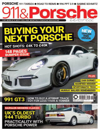 911 & Porsche World May 2021