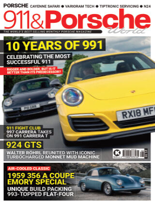 911 & Porsche World August 2021