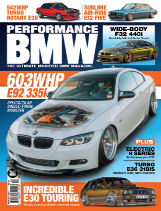 Performance BMW April/May 2021
