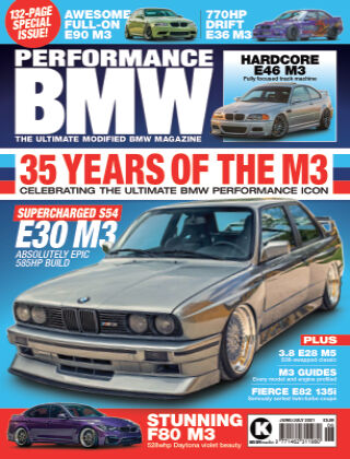 Performance BMW June/July 2021
