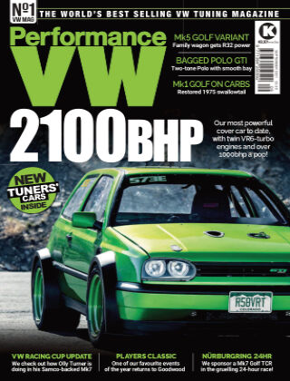 Performance VW September 2021