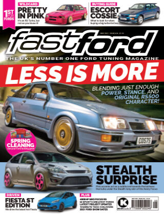 Fast Ford May 2021