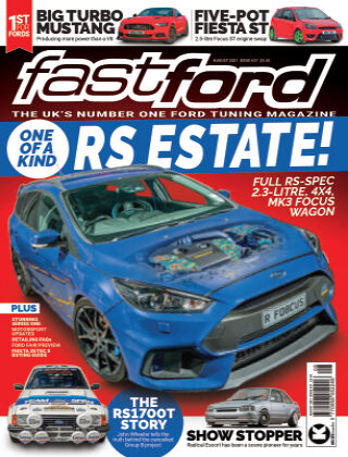 Fast Ford August