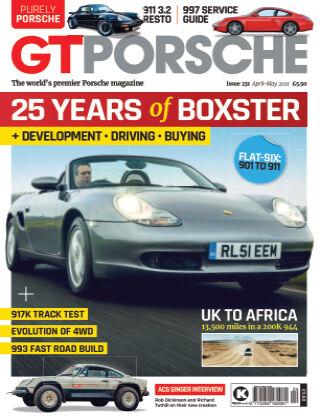 GT Porsche Apr/May 2021