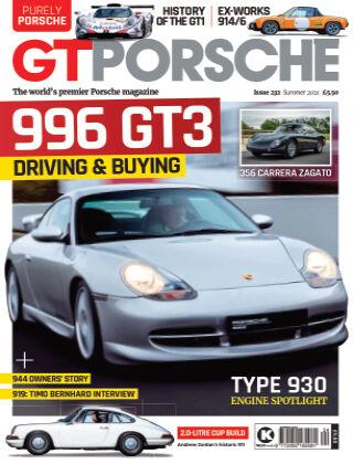 GT Porsche Summer 2021