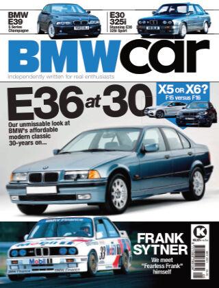 BMW Car May 2021