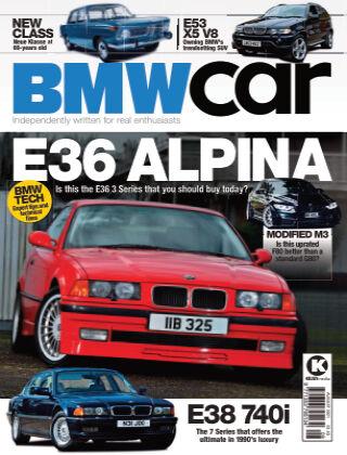 BMW Car August