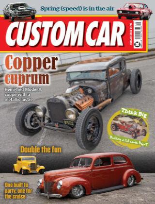 Custom Car August