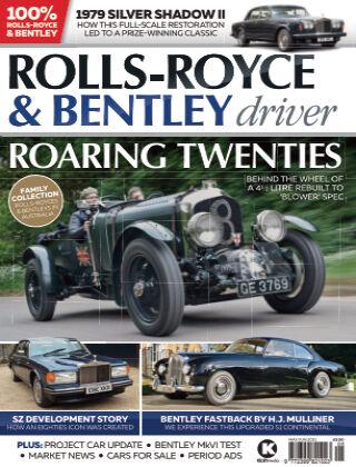 Rolls-Royce & Bentley Driver May/June 2021