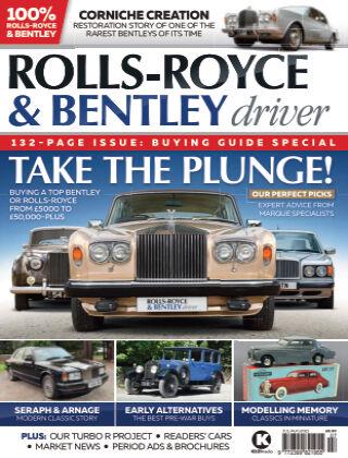 Rolls-Royce & Bentley Driver July/August 2021