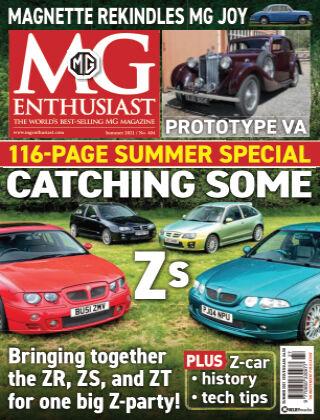 MG Enthusiast Summer 2021