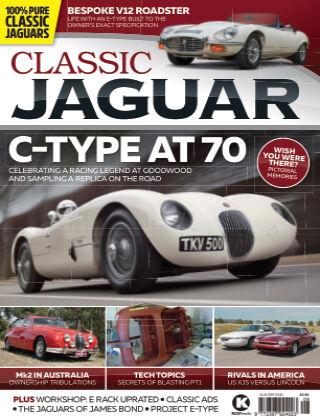 Classic Jaguar Aug/Sept 2021