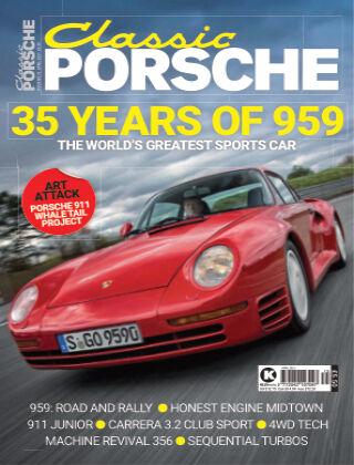 Classic Porsche April 2021