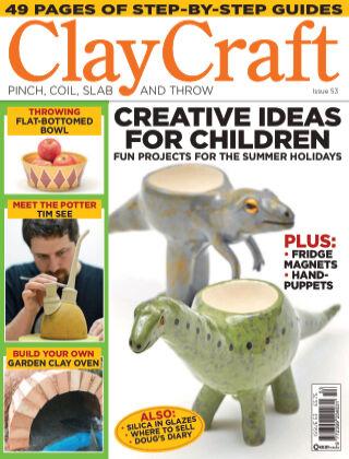 ClayCraft Issue 53