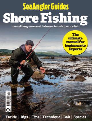 Sea Angler Guides Shore Fishing