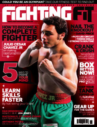 Fighting Fit No.35