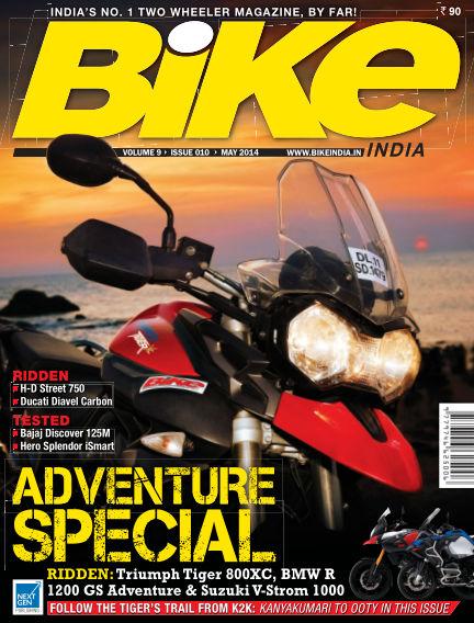 Bike India April 23, 2014 00:00
