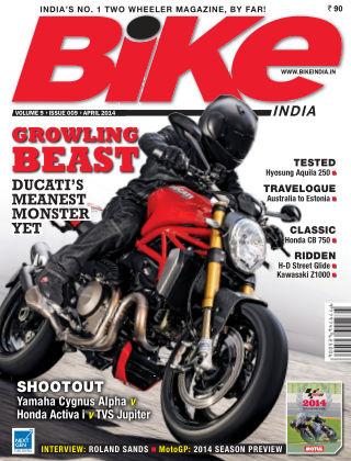 Bike India 2014-04-01