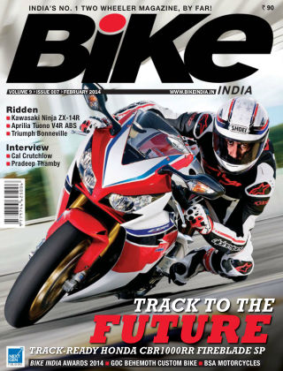 Bike India 2014-02-03