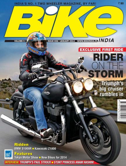 Bike India December 31, 2013 00:00