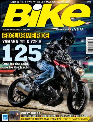 Bike India July 2014