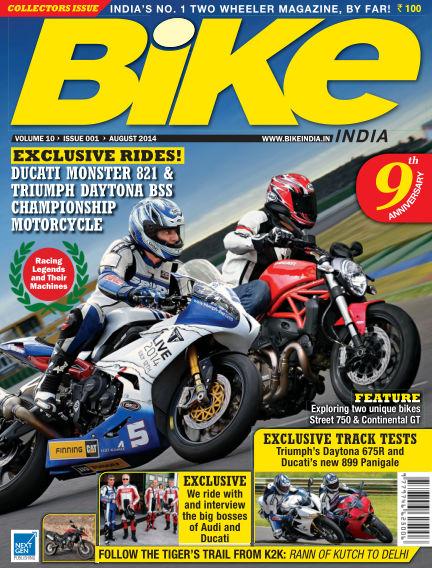 Bike India August 10, 2014 00:00