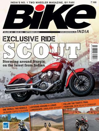 Bike India September 2014