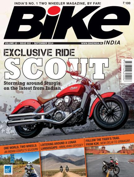 Bike India August 28, 2014 00:00