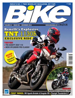Bike India December 2014