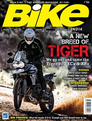 Bike India January 2015