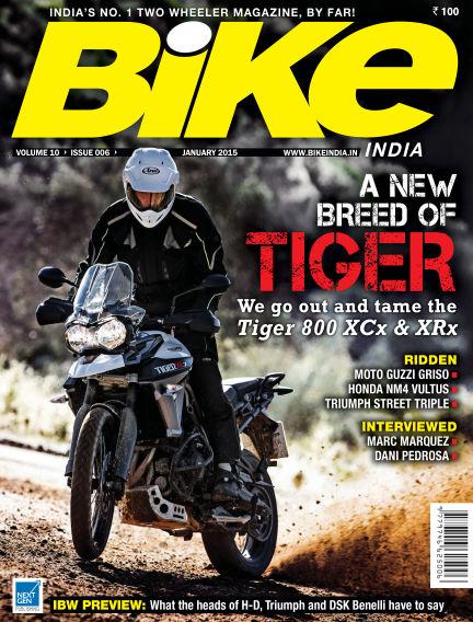 Bike India January 06, 2015 00:00