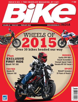 Bike India February 2015