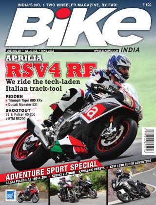 Bike India June 2015