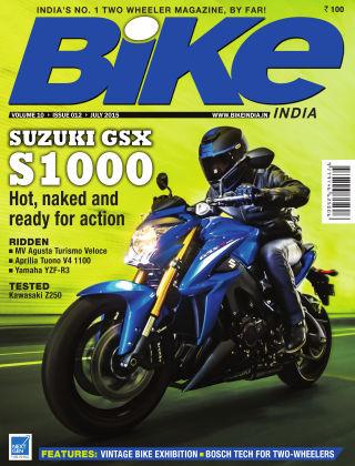 Bike India July 2015