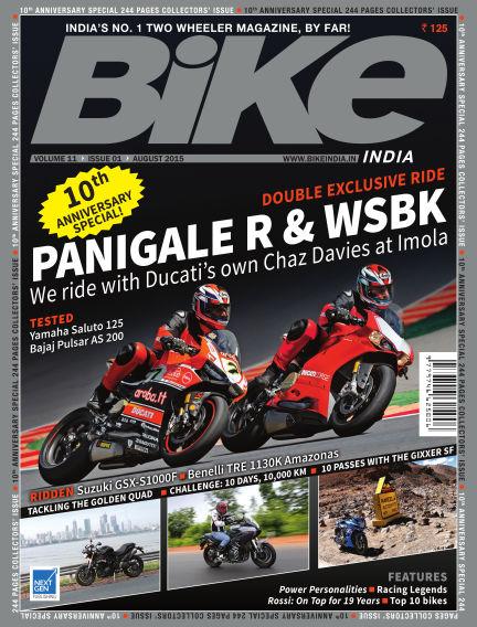 Bike India August 13, 2015 00:00