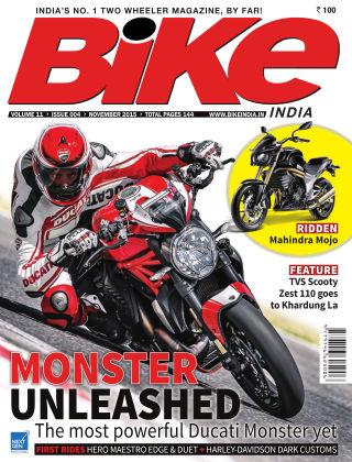Bike India November 2015