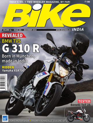 Bike India December 2015