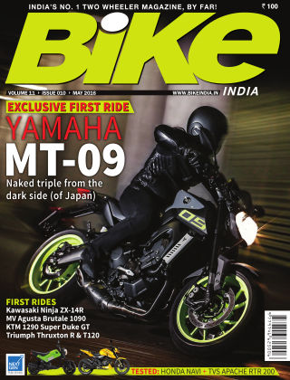 Bike India May 2016