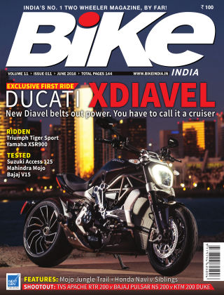 Bike India June 2016