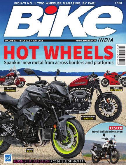 Bike India June 27, 2016 00:00