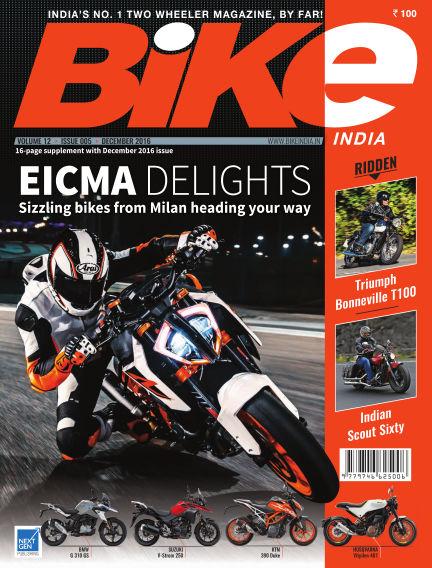 Bike India November 30, 2016 00:00