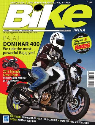 Bike India February 2017