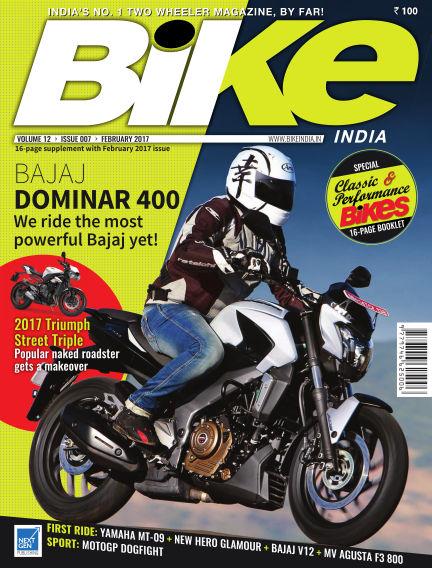 Bike India February 01, 2017 00:00