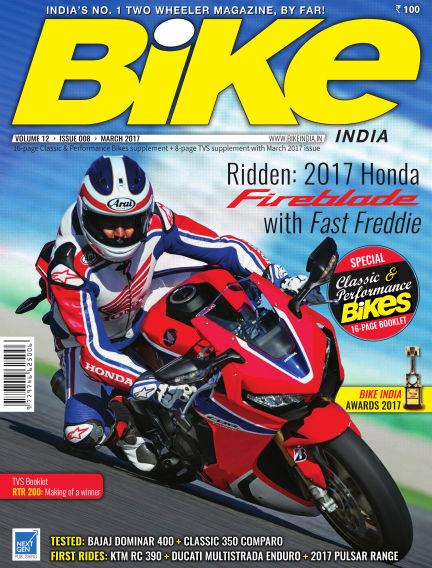 Bike India February 28, 2017 00:00